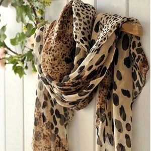 Animal Print Scarf | Wrap | HairTie | Neckerchief